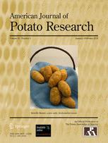 Preliminary evidence of nocturnal transpiration and stomatal conductance in potato and their interaction with drought and yield.