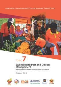 Everything you ever wanted to know about sweetpotato, Topic 7: Sweetpotato pest and disease management