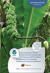 The banana Xanthomonas wilt epidemic in east and central Africa: current research and development efforts