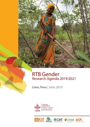 RTB Gender Research Agenda 2019-2021